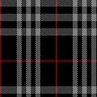 00558 Burberry Black Fashion Tartan Fabric Print Iphone Case by Detnecs2013