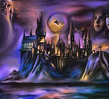 Hogwarts   by andy551