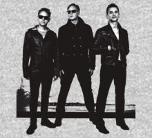 Depeche Mode : Photo 2013 by Luc Lambert
