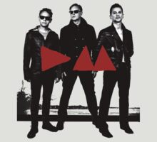 Depeche Mode : Photo 2013 - DM by Luc Lambert