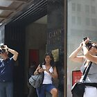 Midtown Manhattan Cameras by tomduggan