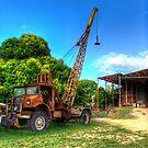 Rusty Old Truck Boorowa NSW  Australia  by Kym Bradley