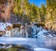 Hanging Lake by Adam Northam