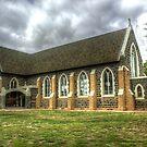 Saint Patricks Church Boorowa NSW  1877 by Kym Bradley