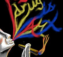 Drug of Choice: Art by JNnucifera