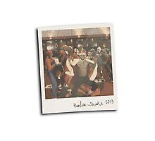 Miami Heat Harlem Shake Photographic Print