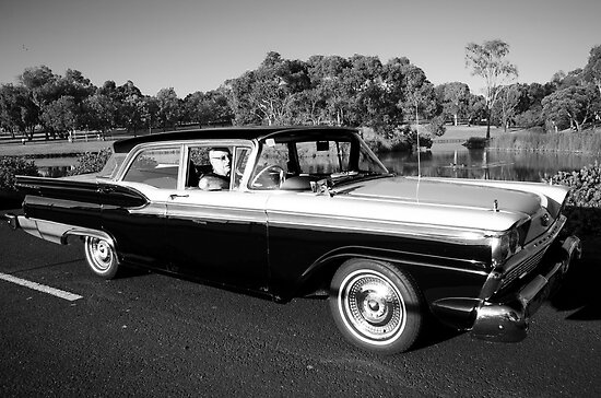 Ford US Classic - Big & Heavy by bekyimage