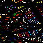 National Gallery Victoria Ceiling by Ronald Rockman