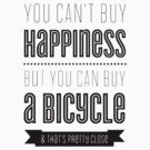 Happiness -  A Bicycle by PaulHamon