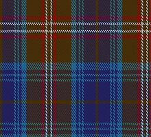 00634 Cailean (Scotch House) Fashion Tartan Fabric Print Iphone Case by Detnecs2013
