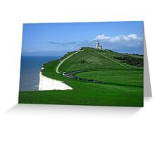 Belle Tout Lighthouse Greeting Card