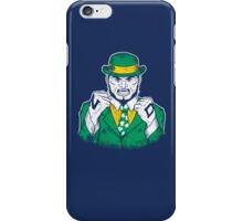 Fighting Irish iPhone Case/Skin