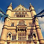 Tower Bridge, London, England, UK by NicholaNR