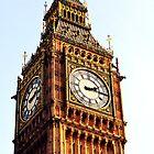 Big Ben, London by NicholaNR