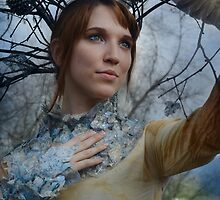 Annunciation by SarahAllegra