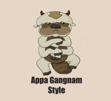 Appa Gangnam Style by Earlofjosh