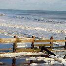 Water break - Sandown, Isle of Wight by Photography by Mathilde
