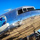 "DC-3  ""GOONEY BIRD"" by James Millward"