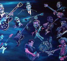 The Blues by Kathleen Kelly-Thompson