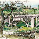 La Loma Bridge by russhobbs