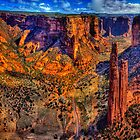 Canyon de Chelly by Rick Gold