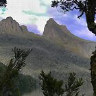 Cradle Mountain (4) by Larry Lingard-Davis