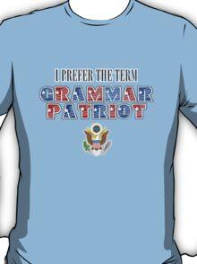 Grammar Patriot T-Shirt