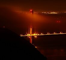 San Francisco's The Bay Lights  by fototaker