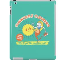 Sunnydale Cleaners iPad Case/Skin