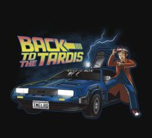 Back to the TARDIS by Bamboota