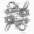 Here be monsters by ZoJones