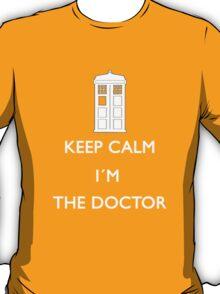 Keep Calm I'm the Doctor Shirt T-Shirt