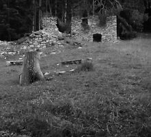 Lost ruins by Marina Kropec