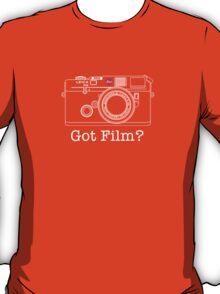 Leica Got Film T Shirt T-Shirt
