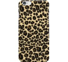 Wild Jungle Leopard Print iPhone iPod Case iPhone Case/Skin