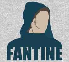 Factory Fantine - Les Miserables - Anne Hathaway minimalist w/name by Hrern1313