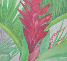 Red Ginger by Lynda Earley