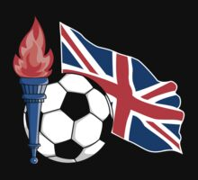 British Soccer by SportsT-Shirts