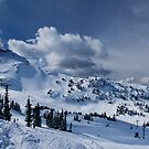 Top of Whistler Mountain [British Columbia, Canada] by Yukondick