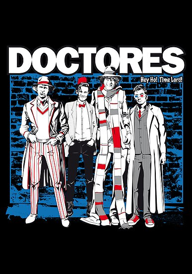 DOCTORES by Chema Bola8