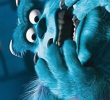 Sulley; monsters inc. by shoshgoodman