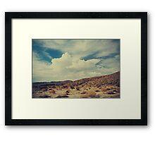 Vast Framed Print