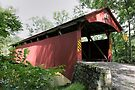 Keefer Station Covered Bridge by Gene Walls