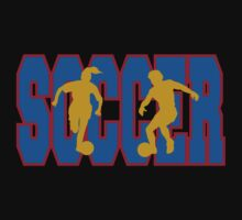 Women's Soccer by SportsT-Shirts
