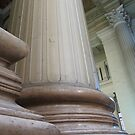 At the foot of the column by bubblehex08