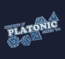 Platonic Love Since 74 by AngryMongo