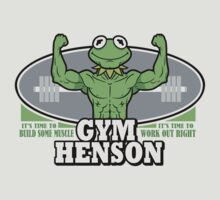 Gym Henson by Grant Thackray