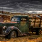 Old Truck  by Bob Melgar