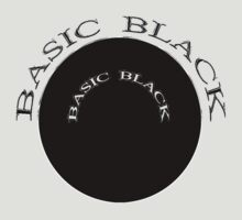 BASIC BLACK by TeaseTees