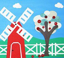 Windmill by HannahCo